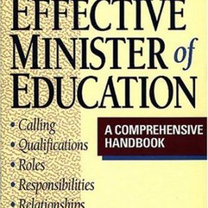 The Effective Minister of Education